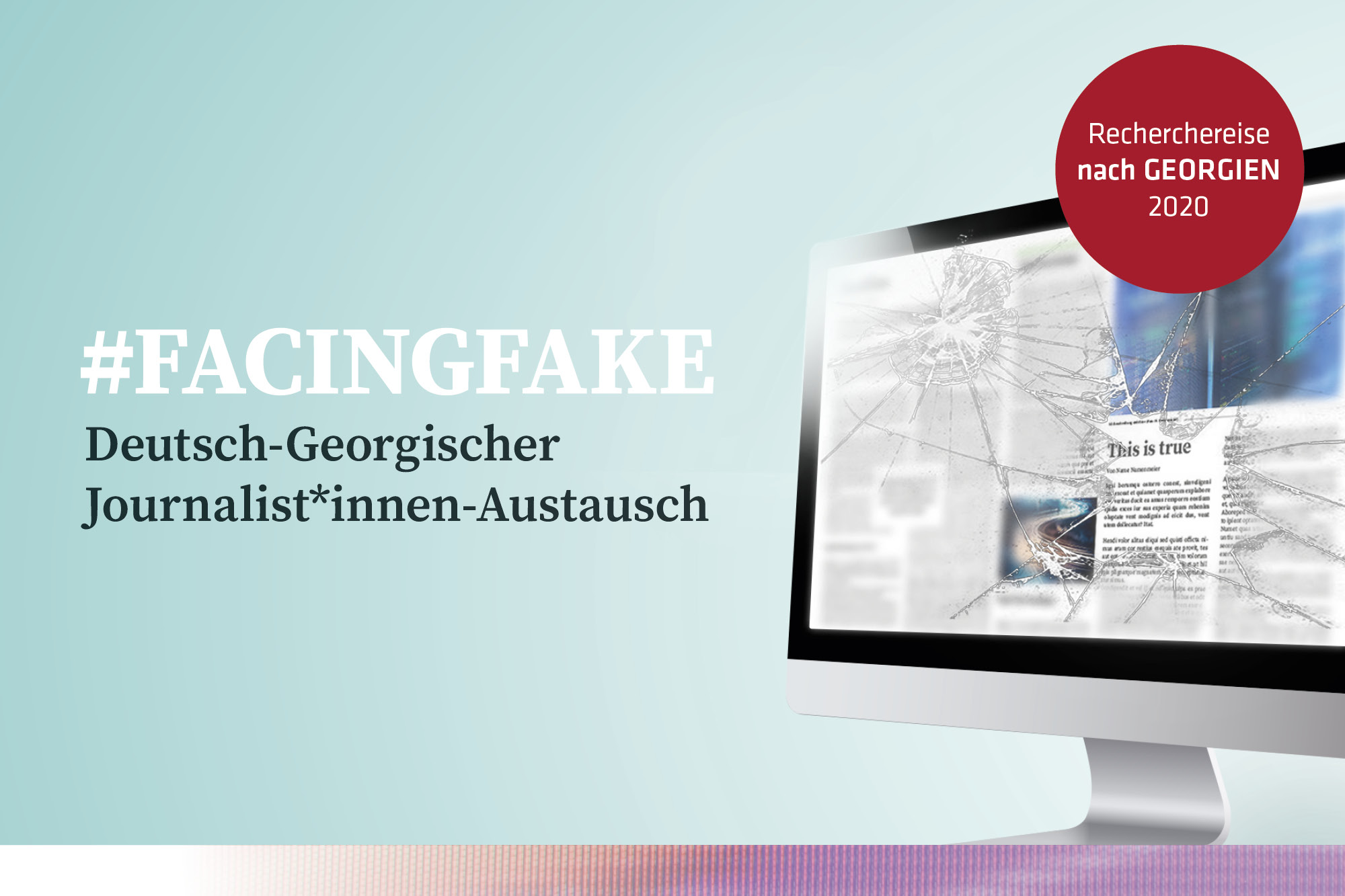 DG JournalistInnenaustausch Georgien